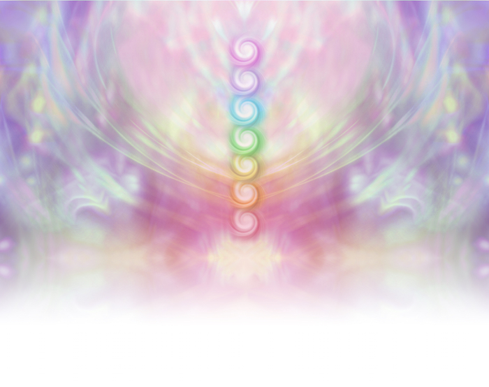Seven Chakra Vortex Website Banner